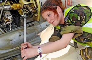 RAF named in Top 50 Employers for Women list - News ...