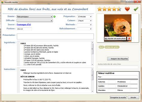 fiches cuisine modele fiche recette cuisine vierge cb71 jornalagora