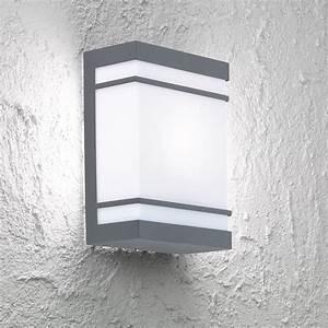 Pflanzgefäße Außen Rechteckig : au enleuchte rechteckig in anthrazit mit einer h he von 24 cm ~ Sanjose-hotels-ca.com Haus und Dekorationen
