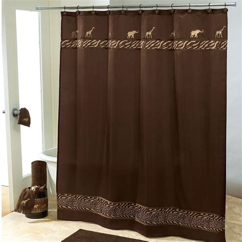 curtains brown decorate the house with beautiful curtains