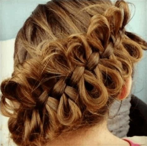 french braid hairstyles      french braid
