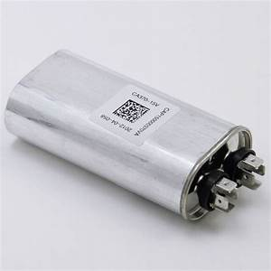 Central Air Conditioner Run Capacitor