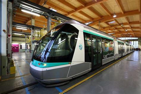 le tramway t6 en service connaissance du rail