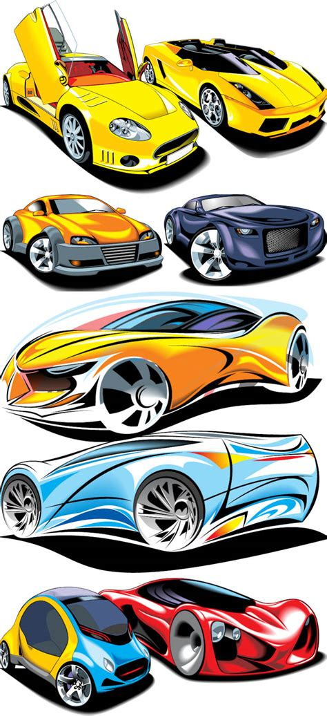 Cars Clipart Vehicles Vector Graphics Page 2