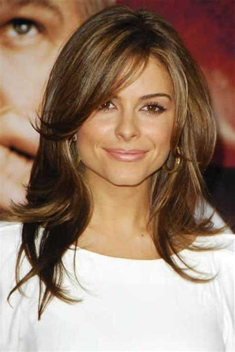 2020 Popular Long Hairstyles With Long Side Bangs