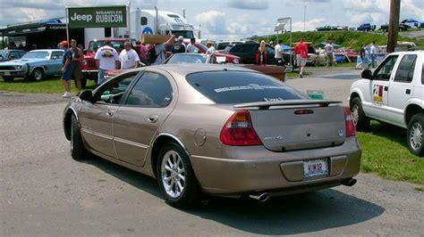 Chrysler 300m Review by Kumiyer S Custom 300m 2000 Chrysler 300m Review
