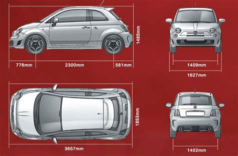 Fiat 500 Length by Fiat Abarth 595 Competizione Will Be Fiat S Abarth