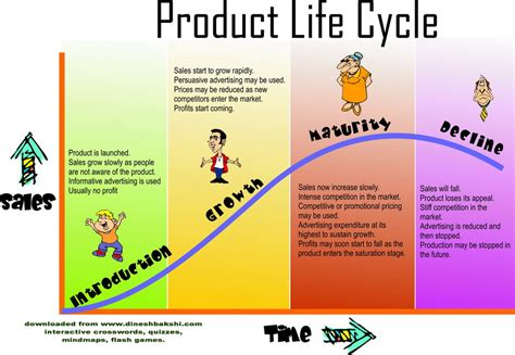 Product Life Cycle Stages And Strategies  Marketing Portfolio