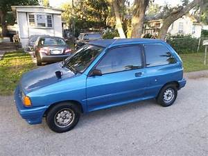 Ford Festiva 91  1 300 Or Better Offer For Sale In Haines