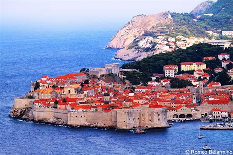 The Walled Old City Of Dubrovnik Croatia Travel The World