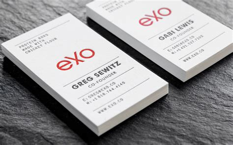 New Logo And Packaging For Exo By Tag Collective Free Business Card Border Clip Art App To Excel Best For Mac Reader Pro Makeup Artist Metal Holder Photo Corporate Ai Template