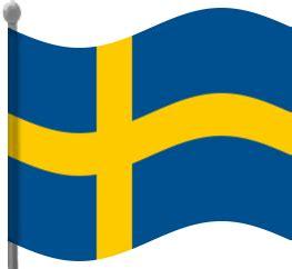 sweden flag waving - /flags/Countries/S/Sweden/sweden_flag ...