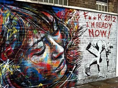 Graffiti Wallpapers Desktop Urban Backgrounds Cool Shoreditch