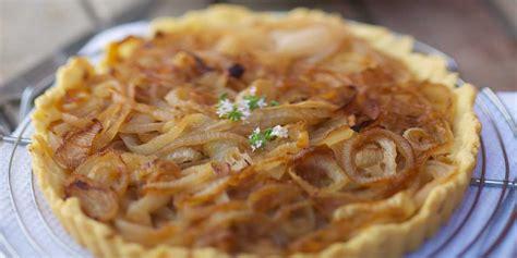 cuisine italienne recettes tarte à l 39 oignon facile et pas cher recette sur cuisine