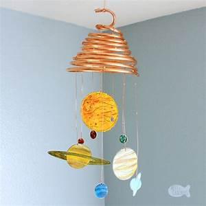 Solar System Light Fixture - Light Fixtures