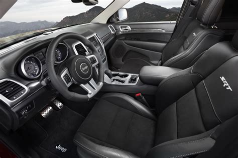 jeep grand interior 465 horses make the 2012 grand srt8 the fastest