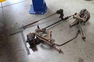 Tci Mustang Front Suspension Install On Our 1965 Mustang