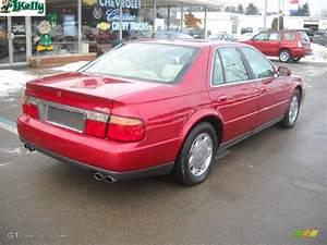 2000 Crimson Pearl Cadillac Seville Sls  41865867 Photo  3