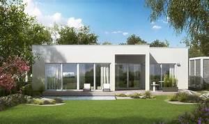 Luxus Bungalow Bauen : massivhaus bungalow 6 zimmer die neuesten ~ Lizthompson.info Haus und Dekorationen