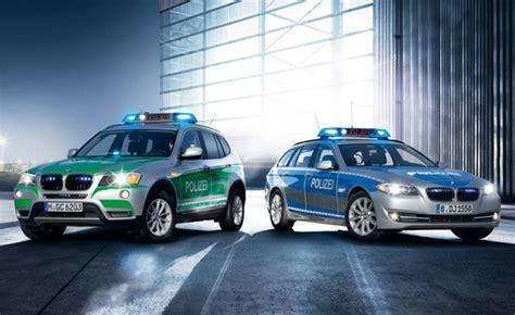 2013 Bmw Police Fleet Unveiled » Autoguidecom News