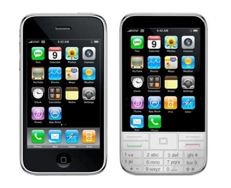 iphone keypad apple iphone ismart new design new keypad concept phones
