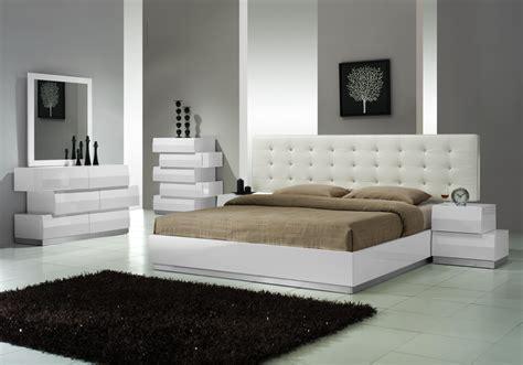 White Modern Bedroom Furniture Womenmisbehavincom