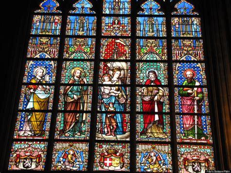 stunning stained glass windows   world