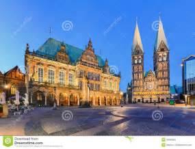 Bremen Germany City Hall