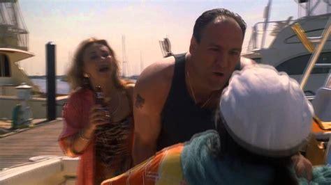 Stugots Boat Sopranos by The Sopranos Tony Smashes Russian S