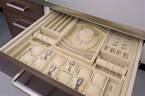 custom drawer inserts bedroom renovation jewelry