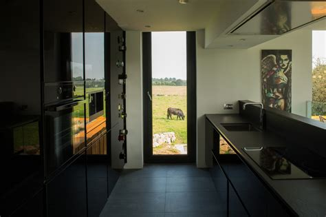 shipping container home acts   sculpture   irish