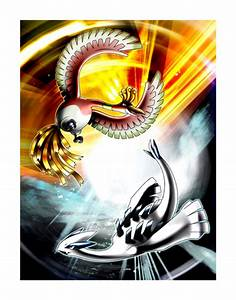 Pokemon: Heart Gold and Soul Silver images Lugia & Ho-Oh ...