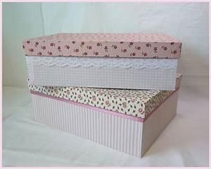 Box Selber Basteln : mutterhenne karton mit stoff beziehen bastelanleitung ~ Lizthompson.info Haus und Dekorationen