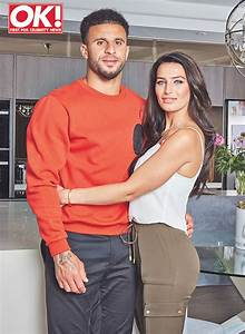 World Cup 2018: Kyle Walker's girlfriend reveals MAJOR ...