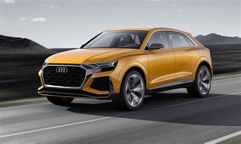 Most New Audi Rs Models Will Be Suvs