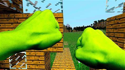 Realistic Minecraft  Hulk Viyoutube