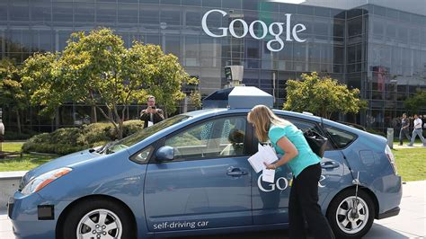 Google Launches Its Self-driving Car Company