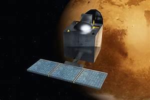 Mars Orbiter Mission — Wikipédia