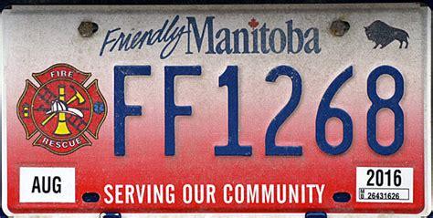 Modification License Winnipeg by Manitoba Graphic License Plates