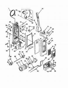 Kenmore Model 11631913103 Vacuum  Upright Genuine Parts
