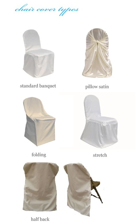 chair covers omaha chair cover types