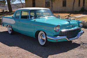 Original 1957 Studebaker President 2 Door - F6 Body Style