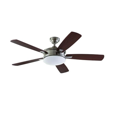 home decorators collection fan remote home decorators collection daylesford 52 in led brushed