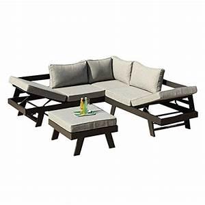 Lounge Set Garten : greemotion 128510 lounge set aluminium panama alu ~ A.2002-acura-tl-radio.info Haus und Dekorationen