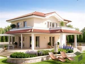 Toskana Haus Bauen : die mediterrane stadtvilla evolution 134 v7 von bien ~ Lizthompson.info Haus und Dekorationen