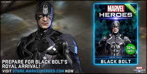 Black Bolt Coming To Marvel Heroes | | DisKingdom.com ...