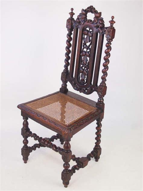 vintage oak dining chairs set 4 antique oak chairs 6852