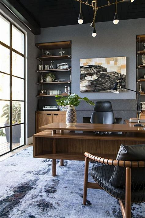 incredible home office inspiration ideas  men