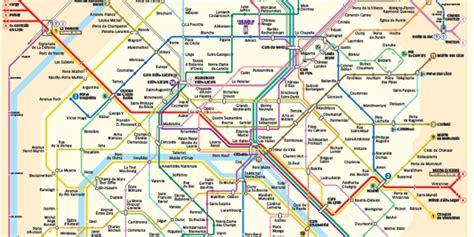 si鑒e ratp le plan du métro parisien devient utilisable gratuitement