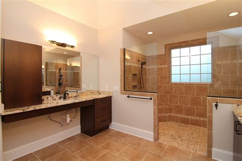 Handicapped Accessible Bathroom Designs by Accessible Homes Stanton Homes